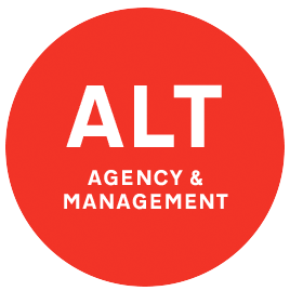 Alt Agency & Management -logo