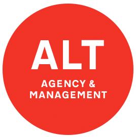 Alt Agency & Management -logo